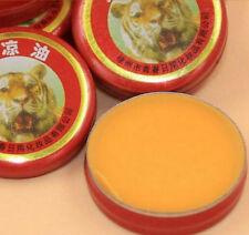 FD2619 Essential Balm Oil QingLiangYou Headache Carsickness Itching Relief 2pc ♫