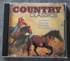 Country classics - Lynn Anderson Faron Young Hank Locklin Billie Jo Spears, CD