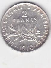 2 FRANCS SEMEUSE 1910
