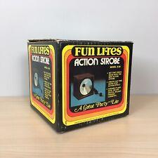 Vintage Fun Lites Action Strobe Light 1970s