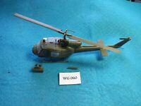 Wargames - 20mm Vietnam War, UH 1C Gunship US Helicopter Damaged - WG60