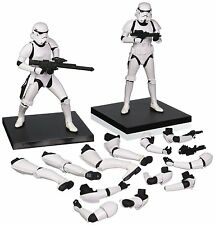 KOTOBUKIYA STAR WARS SAGA COLLECTION STORMTROOPER ARTFX+ STATUE 2-PACK SW62