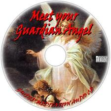 GUIDED MEDITATION MEET YOUR GUARDIAN ANGEL AUDIO CD MIND & BODY HEALING AID NEW