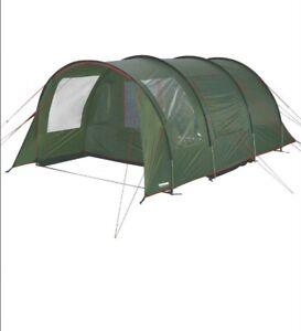 High Peak WELLINGTON 5 Tent 5 man person Family Tent 16114 - 2 Rooms