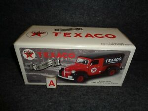 TEXACO 1947 DODGE CANOPY DELIVERY TRUCK REGULAR - #25 in Series