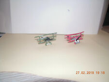 Micro Machines Military Fokker DR-1 Flugzeuge Rar