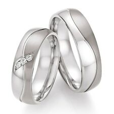 Trauringe Eheringe Verlobungsringe Ringe Titan  BRILLANT   TOP DESIGN   16802233