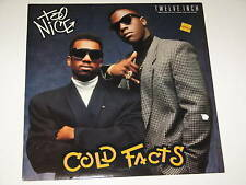 """TOO NICE cold facts / keep doggin em 12"""" RECORD PROMO"""