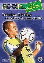 Soccer Made in Brazil - Coaching Soccer Skills DVD