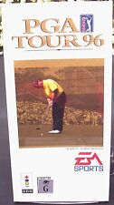 PGA Tour 96 Golf. 3DO Console.Game. New in Sealed Box.
