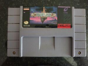NTSC SNES Super Nintendo - Brain Lord