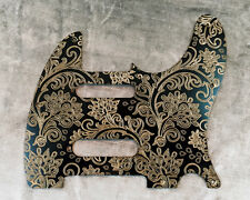 Nashville Gold Paisley Bakelite Pickguard Fender® Telecaster® Tele® style 8 hole