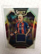2016-17 Neymar Jr Panini Select Silver Jersey Patch #36/99 FC Barcelona #SS-N