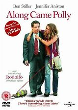 Along Came Polly Ben Stiller, Jennifer Aniston, Phillip Seymour NEW UK R2 DVD