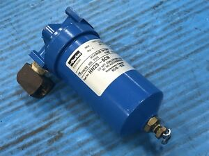 Used Parker HN2S-6CN 1/2 NPT Coalescing HSG with New Filter (H6)