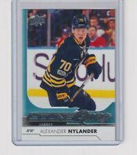 17-18 UD Series 1 Alexander Nylander YG