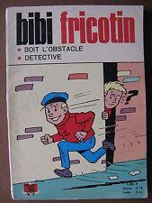 BIBI FRICOTIN  format de poche n° 2 (1968)