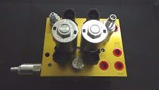 HYDRAFORCE HF 59190-10 HYDRAULIC VALVE BLOCK MANIFOLD ASSEMBLY WITH SOLENOIDS