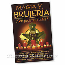 Magia y Brujería (Libro) Son Poderes Reales? Mundo Fascinante y Misterioso Wicca