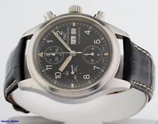 IWC SCHAFFHAUSEN Fliegeruhr Pilot IW3706 Chronograph Wristwatch