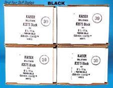 "4 dozen KAISER #2075 BLACK Stands 6.5""-10"" tall 8"" ACTION, 8"" WRESTLERS, 8"" MEGO"