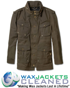 Repair & Alteration Service Burberry Wax Jackets All Makes All Sizes / Colours