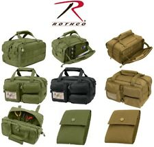 Military Police Security MOLLE Tactical Tool Bag W/ ID Holder Pouch Rothco 9775