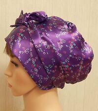 Satin head head scarf, hair scarf bonnet, sleeping hair wrap, summer silky cap