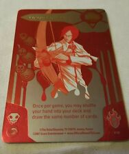 uryu ishida bleach Trading Card Game T6 red foil