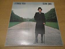 Elton John – A Single Man  Vinyl LP Album Gatefold UK 1978 ROCKET RECs - TRAIN1