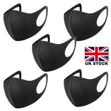 1/5/10 Reusable Washable Face Masks UK lot Stock