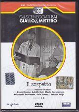 Dvd Sceneggiati RaiI «IL SOSPETTO» con Paolo Stoppa Adolfo Celi completa 1972