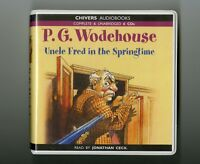 Uncle Fred in the Springtime: by P.G. Wodehouse - Unabridged Audiobook - 6CDs