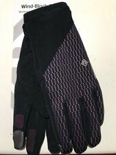 Ron Hill Wind Block Glove Black/Grape Size S rrp£22