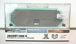 ALTEC LANSING JACKET H20 Rugged Bluetooth Speaker Color Mint IMW449N-MTG-WM