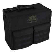 Battle Foam Wargames Bag BNIB Pack 432 Bag Empty - Black