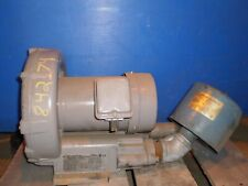 Fuji Vfc409a 7w Regenerative Blower 15 3ph 1hp 220230 84274