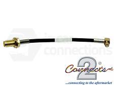 Antena de radio de coche antena adaptador CABLE LEAD hembra A MCX MACHO CT27AA167 DAB SMA