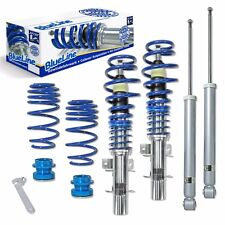 JOM BLUELINE COILOVERS SUSPENSION KIT FOR VW POLO 9N, 9N2 9N3 & FOX 5Z (741072)