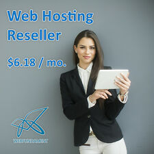 Reseller Web Hosting for just $6.18/mo from webfundament.com