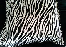 100%SILK-PILLOW CASEx1*NEW*Zebra*Rejuvenate-Comfort-Style*Quality Made*SALE*BR