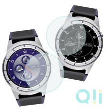 2Pack Premium Quality Tempered Glass Screen Protector For ZTE Quartz Smartwatch