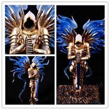 Diablo 3 Archangel Tyrael Statue Dark Seraphim Angel Figure Hot