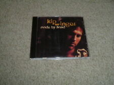 KIP WINGER - MADE BY HAND - CD ALBUM - AOR / MELODIC ROCK - HARD TO FIND