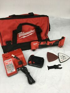Milwaukee 2626-21CP M18 Oscillating Multi-Tool Kit with Battery, Charger, Bag LN