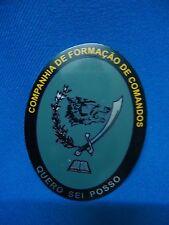 PORTUGAL PORTUGUESE MILITARY COMANDOS COMMANDOS FORMATION UNIT BADGE