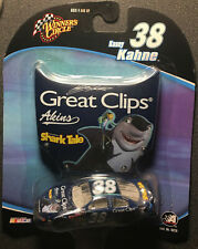 Winner's Circle 2004 Kasey Kanhe Shark Tale Car Hood NASCAR