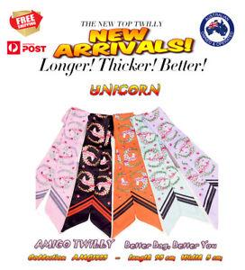 NEW Unicorn AMIGO Multi-Use Mini Scarf Twilly Headband Bag Handle Wrap 1825