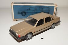 V STAHLBERG FINLAND VOLVO 760 GLE 760GLE METALLIC LIGHT BROWN GOOD BOXED