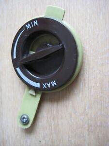 Electrolux 502 -Min/Max valve cover